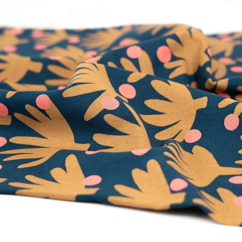 fabrics pattern designer Sabina Alcaraz by Fraeuleinfiine 3